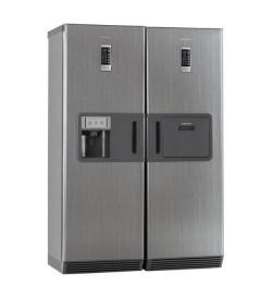 یخچال فریزر دوقلو هیمالیا مدل LIM10361  هوم بار طرح بتا