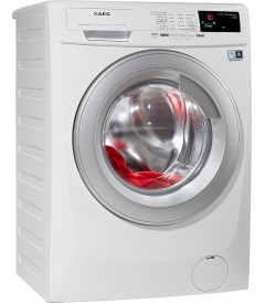 ماشین لباسشویی آاگ مدل L69680VFL2 با با ظرفیت 8 کیلوگرم
