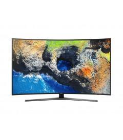 تلویزیون هوشمند منحنی 49 اینچ با کیفیت UHD 4K، مدل MU7985