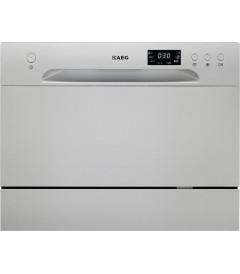 ماشین ظرفشویی رو میزی 6 نفره آاگ مدل F56202S0