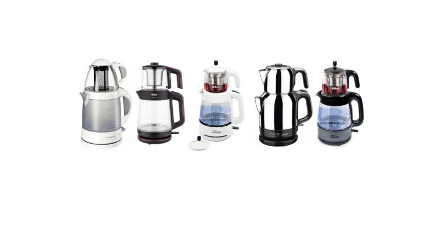 روش های نگهداری درست از چای ساز و کتری  و راهکار های ساده برای رسوب زدایی